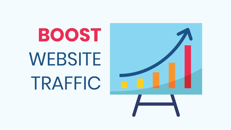 Top 3 Non-SEO Methods to Boost your Website Traffic